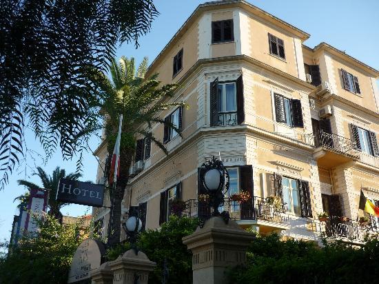 Villa Esperia Palermo: villa esperia