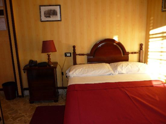 Villa Esperia Palermo: la stanza