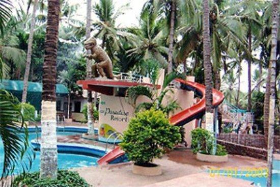 Green Paradise Resort Arnala