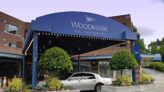 Woodmark Hotel & Still Spa: Hotel entrance
