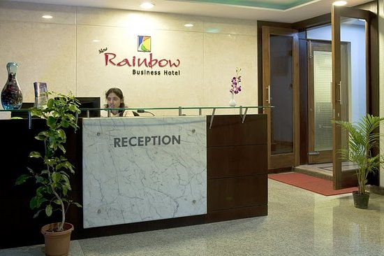 New Rainbow Business Hotel: Hotel Algate