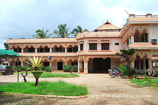 Ottapalam, India: Aramana Hotel