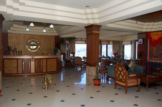 Pride Surya Mountain Resort: Surya Mcleod