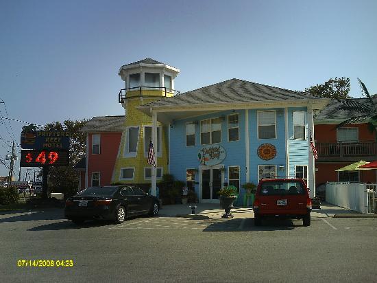 Drifters Reef Hotel: Drifter's Reef Motel