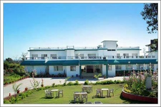 Mandla, India: Tourist Motel