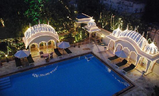 โรงแรมอัลซีซาร์ มาฮาล: Alsisar Mahal