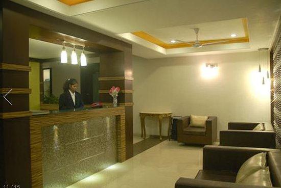 Igatpuri, الهند: Hotel Ashwin