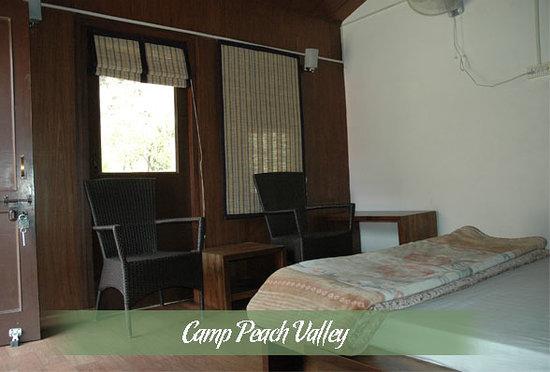 Rajgarh, India: Camp Peach Valley