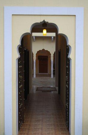 Hudeel, India: Fateh Vilas