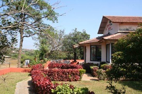 Sawantwadi, India: Green Valley Resort Amboli