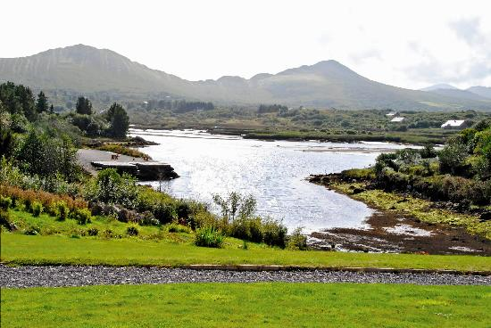 Sneem Hotel: View from the hotel