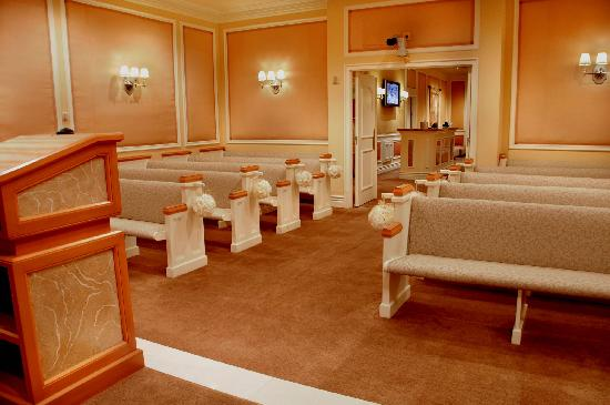 The Wedding Chapels At Ti Treasure Island Hotel Amp Casino