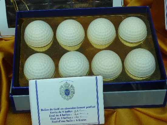 Paris Chocolate and Pastry Food Tour : especially for the golf enthusiast