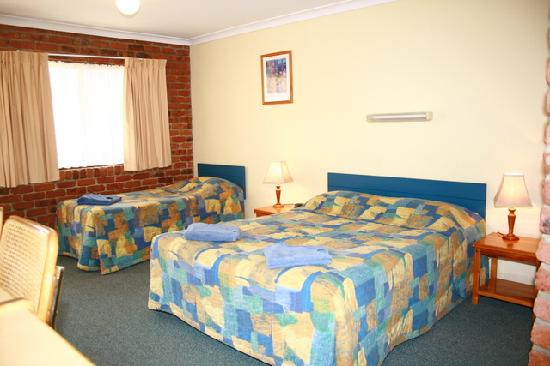 Wondai Colonial Motel : Twin Share Room