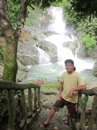 Maribina Falls: me and maribinafalls