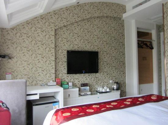 Yiwu Friend Hotel: entertainment