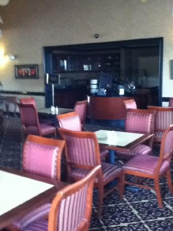 Homewood Suites by Hilton Columbia: breakfast area