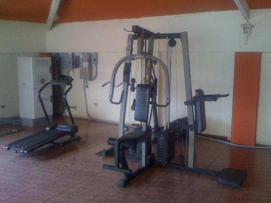 """Hotel Capital : """"gym"""""""