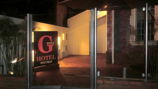 Hotel Boutique Zona G: entrada