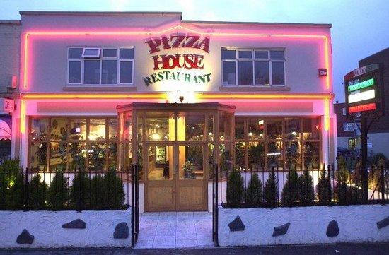 The Pizza House Restaurant Portsmouth Restaurant