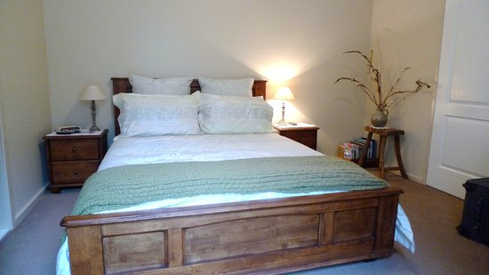 Mannor B&B: room