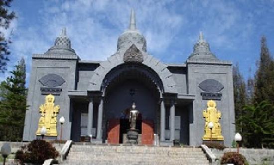 Taman Wisata Iman: Saddhavana Vihara