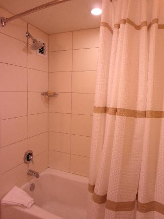 Macon Marriott City Center: Room 507-- Nice shower
