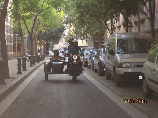 BrightSide : sidecar