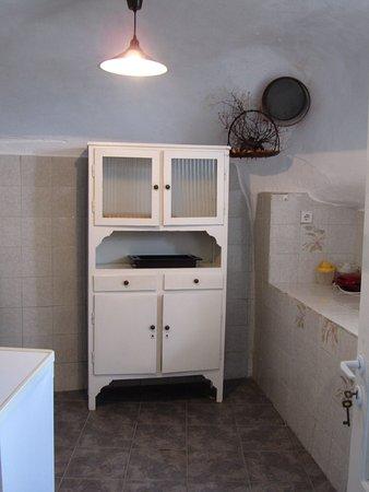 Casa Sofia: Apartment kitchen