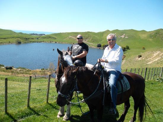 Breckenridge Lodge: Farmyard Pony Rides