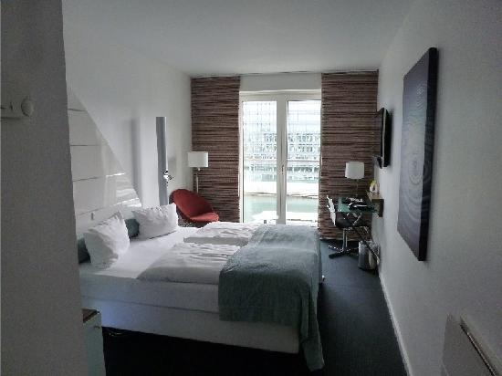 Copenhagen Island Hotel: Compact room