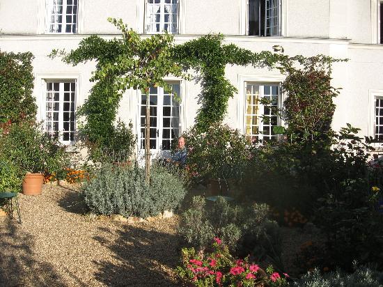 La Gloriette : Garden