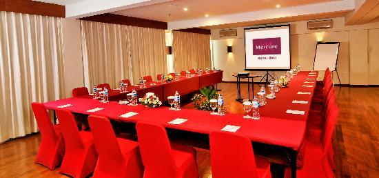 Mercure Kuta Bali: Meeting Room Available