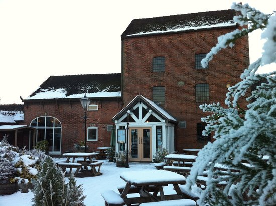 The Mill at Worston: Christmas 2010