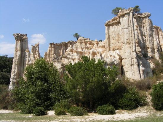 Ille-sur-Tet, Frankrig: les orgues - Ille sur tet