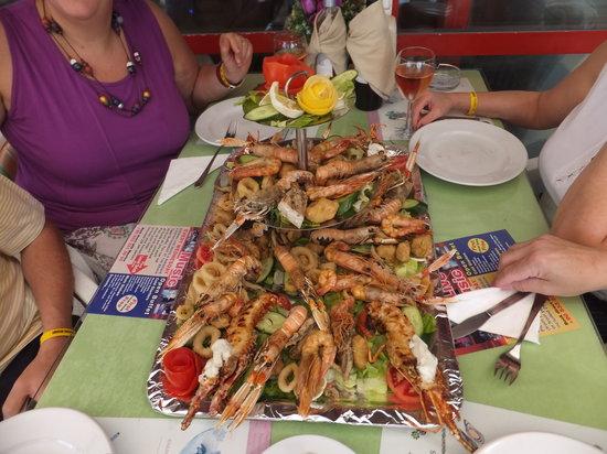 Chez Maurice Restaurant: PLateau de fruits de mer