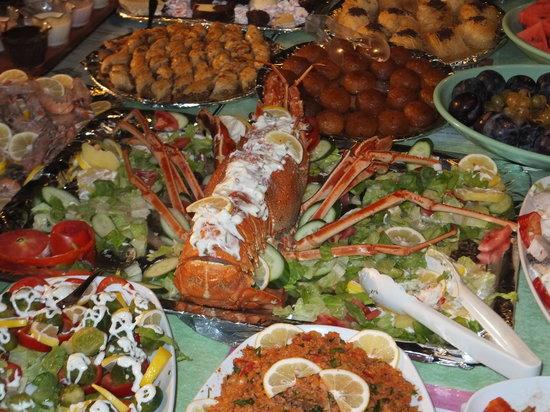 Chez Maurice Restaurant: Langouste