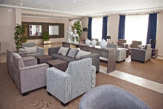 Gran Hotel Las Fuentes: LOBBY