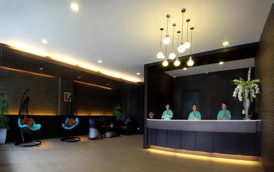 Simplitel Hotel: Hotel's Lobby