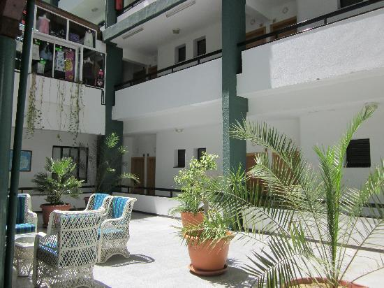 Hotel Green Field: Part of the hotel foyer