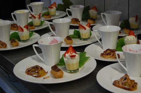 Hotel The Oak: mmm desserts