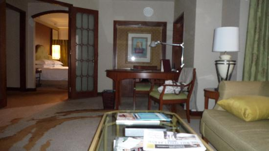 Sheraton Imperial Kuala Lumpur Hotel: Our Club Suite