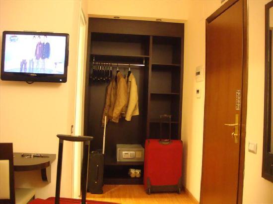 Veio Park Hotel : inside the room