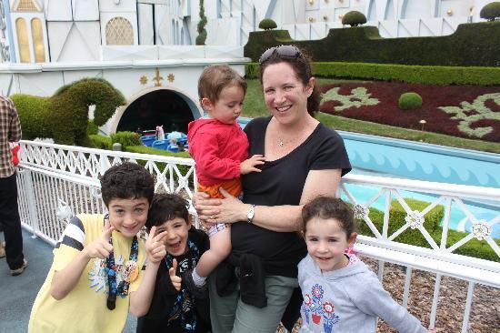 Residence Inn Anaheim Maingate: Disney experience