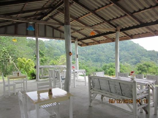 Sunrise Bungalow Koh Tao: restarunt