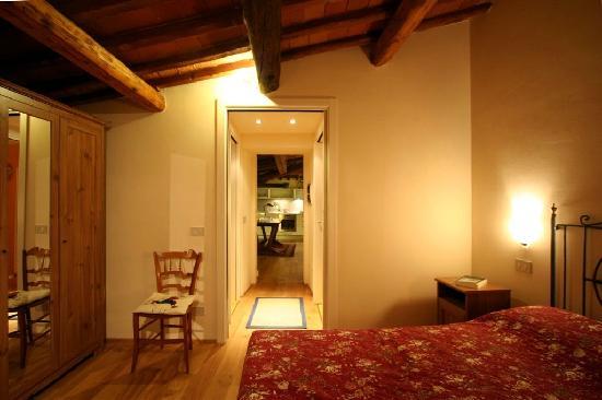 Orto di Cornelio: appartamentino veduta d'insieme