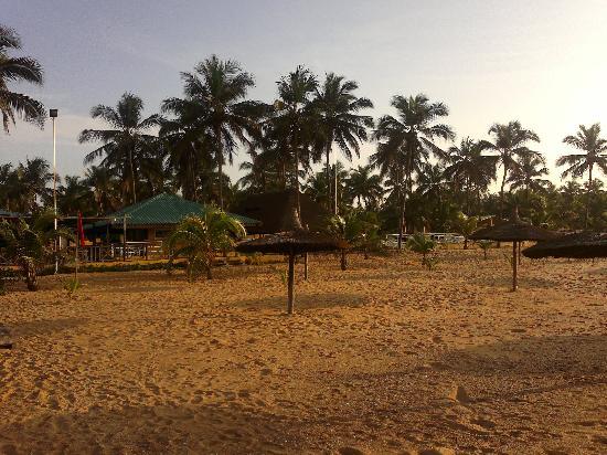 Ouidah, เบนิน: Beach front