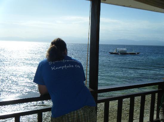 Savedra Beach Resort: Balkon