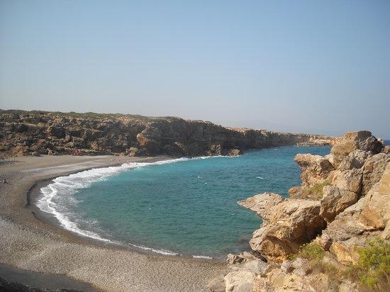 Kipriotis Maris: la plage a coté de l'hotel