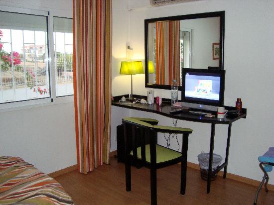 Hotel Zodiaco: Room 007